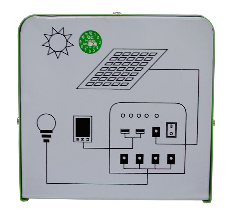 kit portable Huami Brand portable solar panel kits for home factory