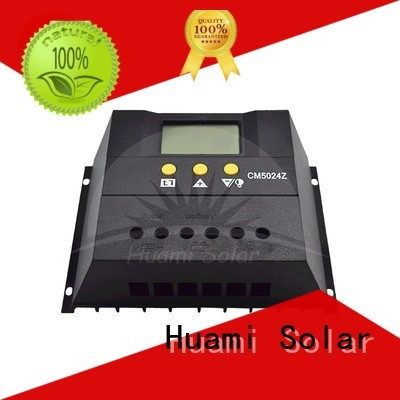 Huami Brand cm3024 cm5024 syc4860 80a pwm based solar charge controller