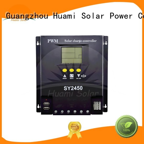 10a led cm5024 cm3024 pwm based solar charge controller Huami