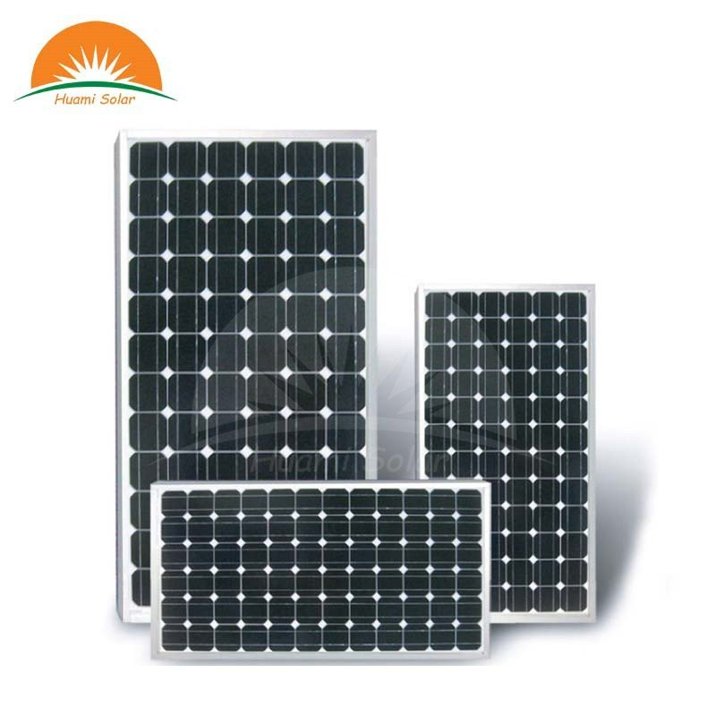 Wholesale panel monocrystalline silicon solar panels Huami Brand