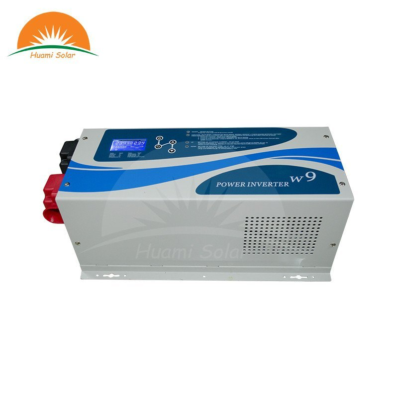 DC Low Frequency Intelligent Wall Mounted Solar Inverter W9-10212/24
