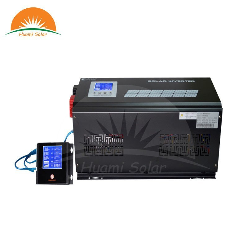Huami DC 1000W Intelligent Pure Sine Wave Inverter W10-10212/24 Solar Charge Controller image13