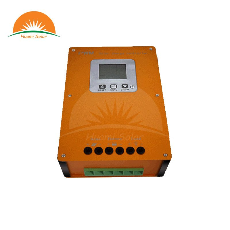 Huami 96V 80A High Voltage LED PWM Solar Charge Controller SYC-9680 PWM Solar Charge Controller image12