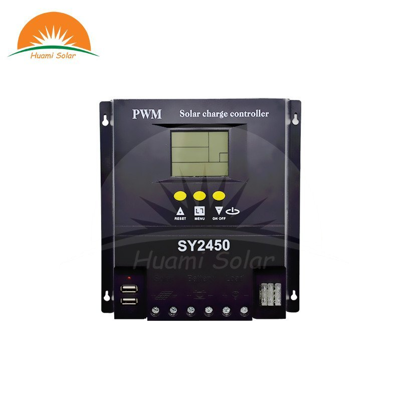 LCD PWM Solar Charge Controller SYC2450 info