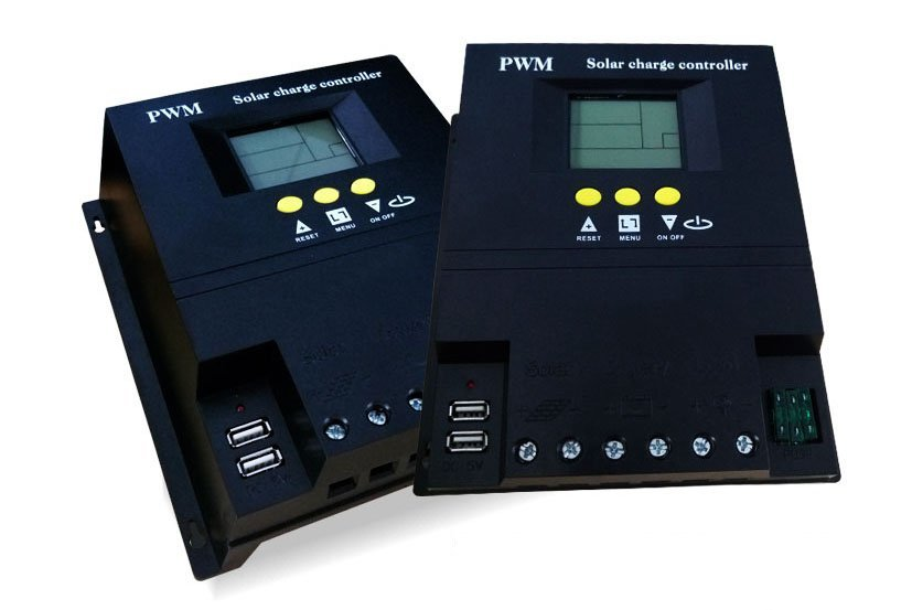hm10a lcd controller pwm based solar charge controller Huami Brand