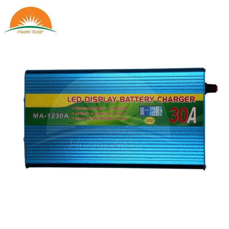 Solar Battery Charger MA-1230E