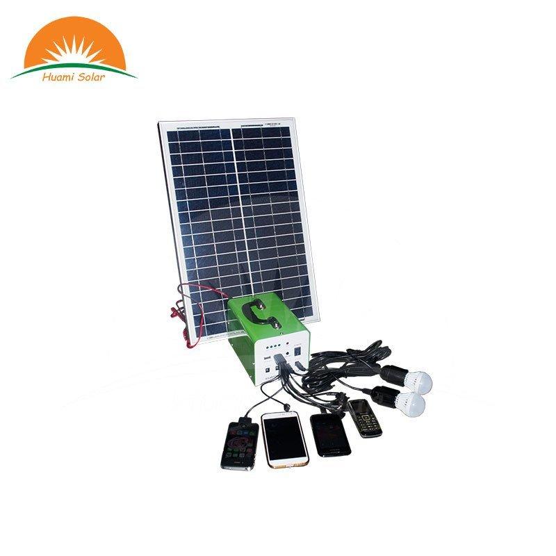 Portable Solar Generator Solar DC-80W