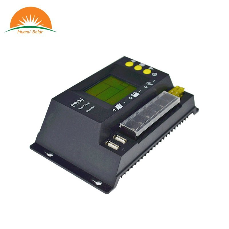 Custom hm10a pwm based solar charge controller syc4860 Huami