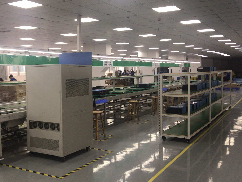 solar panel production