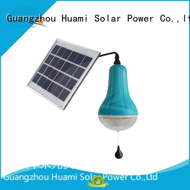solar lamp post 04w5v solar commercial Warranty Huami