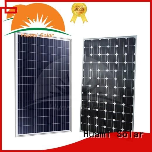 Huami Brand or grid on grid solar system 300w factory