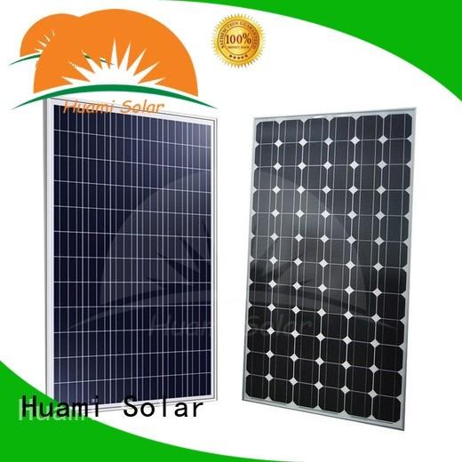 Huami Brand grid on grid solar power system system supplier