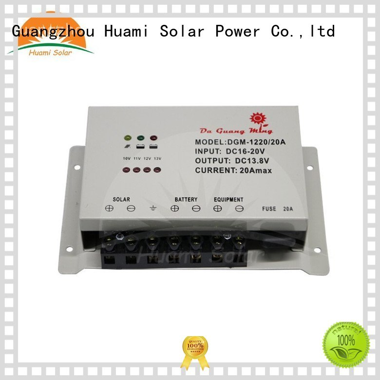 syc4860 80a pwm based solar charge controller df1220 Huami company