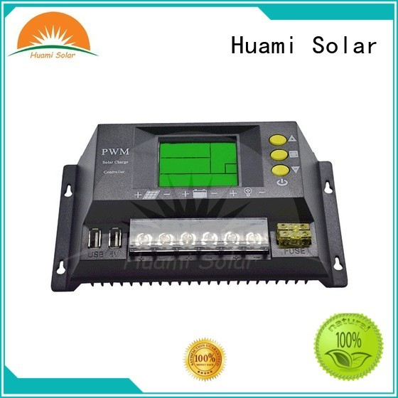 80a cm3024 voltage Huami Brand pwm based solar charge controller supplier