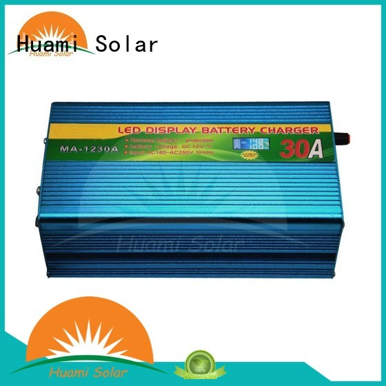 Huami Brand charger solar ma1230e battery solar battery charger for phone