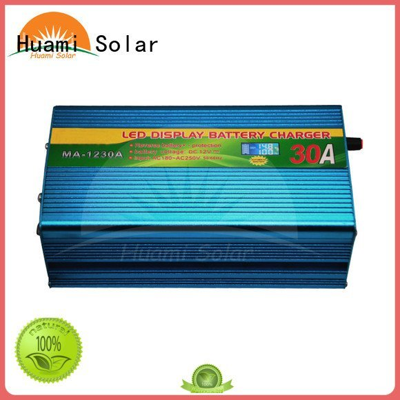 Huami Brand ma1230e battery charger solar panel to charge car battery