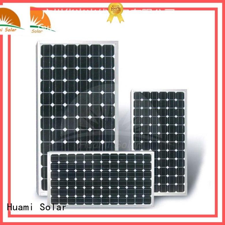 panel monocrystalline silicon solar panels 250w Huami company
