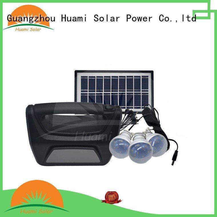 kit solar power generator kit Huami portable solar panel kits for home
