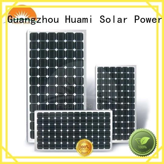 Huami Brand monocrystalline 250w monocrystalline silicon solar cells