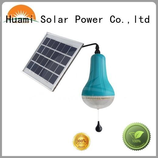 Quality Huami Brand home solar lamp post lights