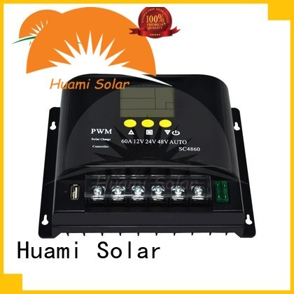 24v hm10a solar pwm based solar charge controller Huami