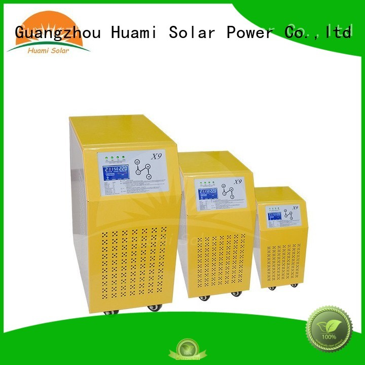 Huami Brand grid series solar hybrid inverter price list yy917s supplier