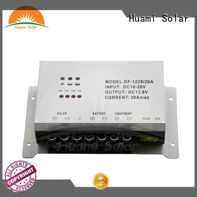 Custom pwm based solar charge controller pwm 10a voltage Huami