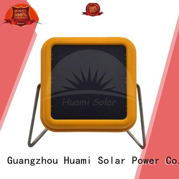 Huami Brand 04w5v commercial solar lamp post lights home panel
