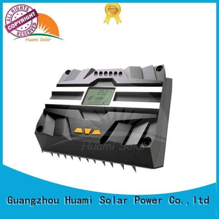 12v24v48v pwm Huami Brand mppt solar charge controller 36v factory