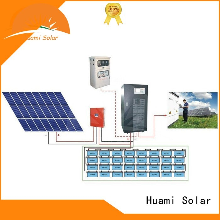 Quality Huami Brand system off grid solar system