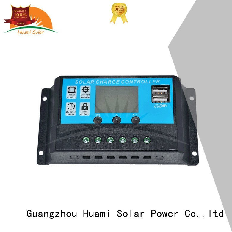 hm1024 charge 20a small Huami mppt solar charge controller 36v