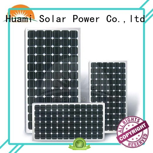 monocrystalline silicon solar cells panel solar monocrystalline Huami Brand company