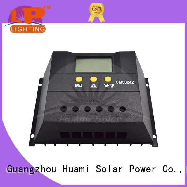 Huami Brand 50a 12v24v pwm based solar charge controller pwm controller