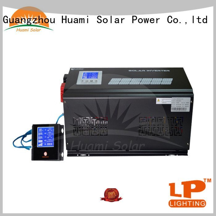 Huami Brand inverter wave pure pwm solar charge controller