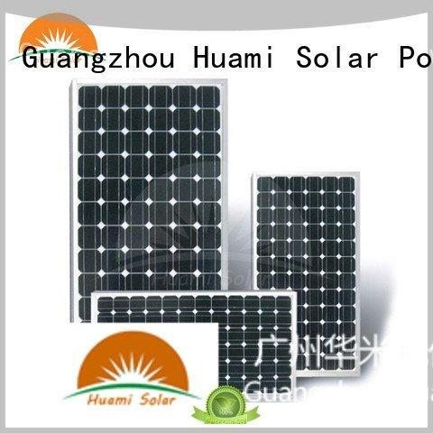 solar monocrystalline silicon solar panels Huami monocrystalline silicon solar cells