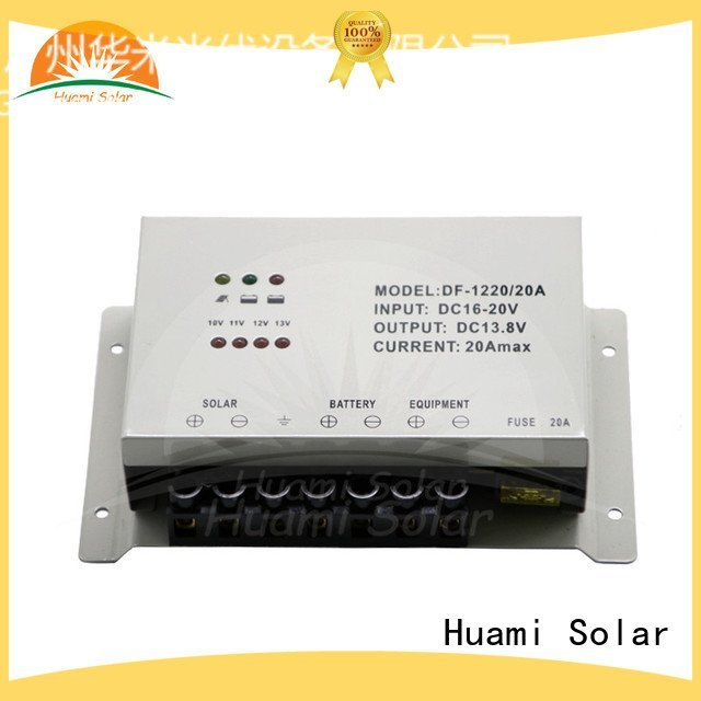mppt solar charge controller 36v solar pwm based solar charge controller df1220 Huami