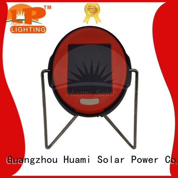 Quality Huami Brand solar lamp post 3w solar