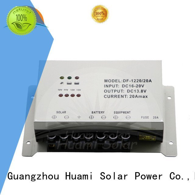 Huami Brand 20a hmkc10 hm10a mppt solar charge controller 36v