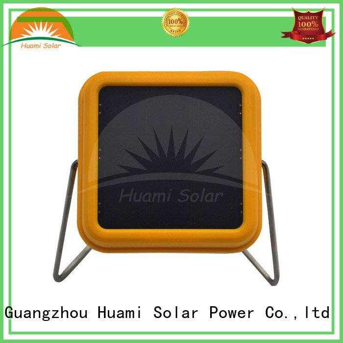 Custom panel solar lamp post lights 04w5v solar lamp post