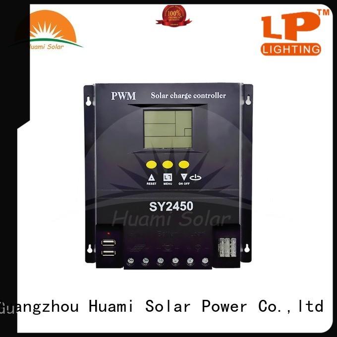 mppt solar charge controller 36v 20a voltage Huami Brand pwm based solar charge controller
