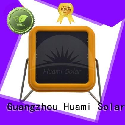 solar lamp post home 3w lamp Huami Brand solar lamp post lights