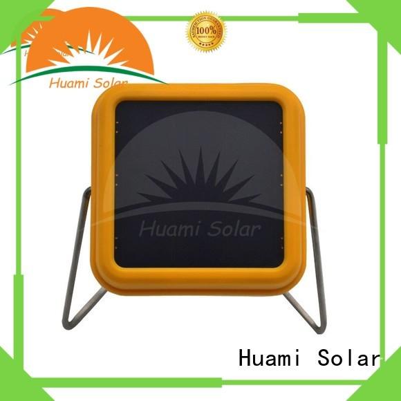 solar lamp post reading panel lamp Huami Brand