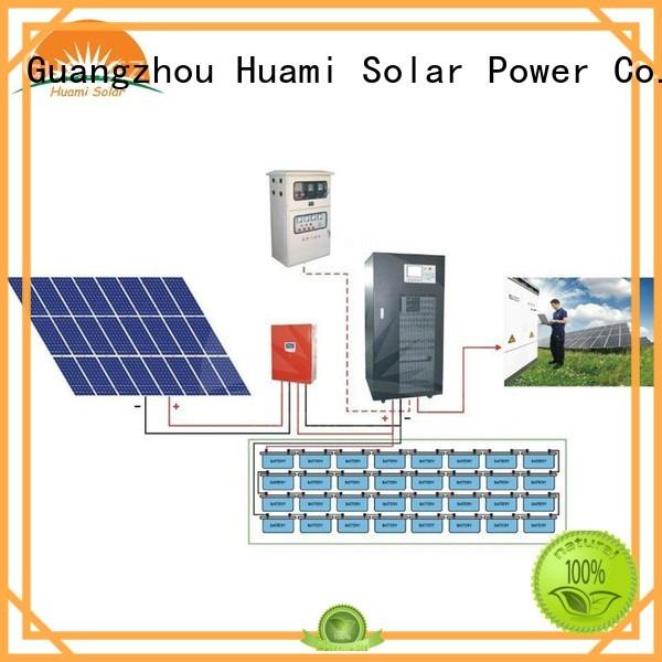 solar home 1000w off grid solar system Huami Brand company