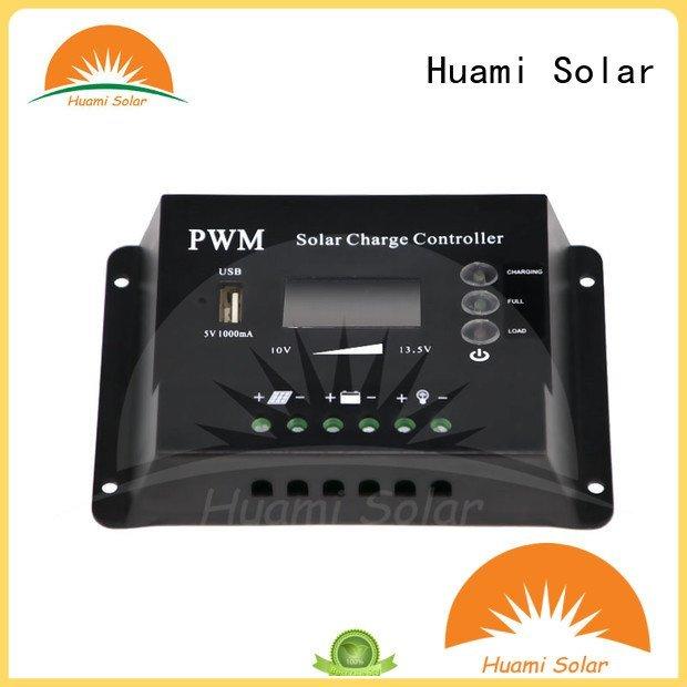 mppt solar charge controller 36v 12v 96v pwm based solar charge controller Huami Warranty