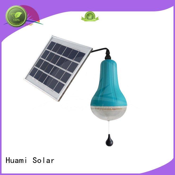 Huami Brand home solar solar lamp post lights 04w5v reading