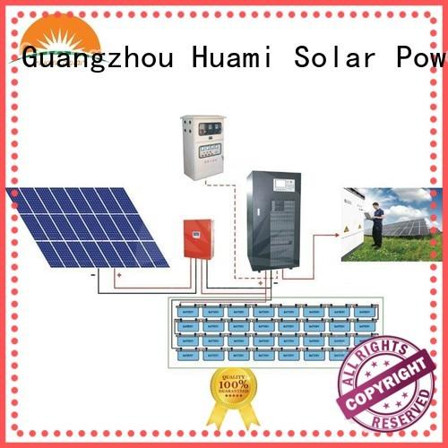 Huami Brand solar home best batteries for solar off grid