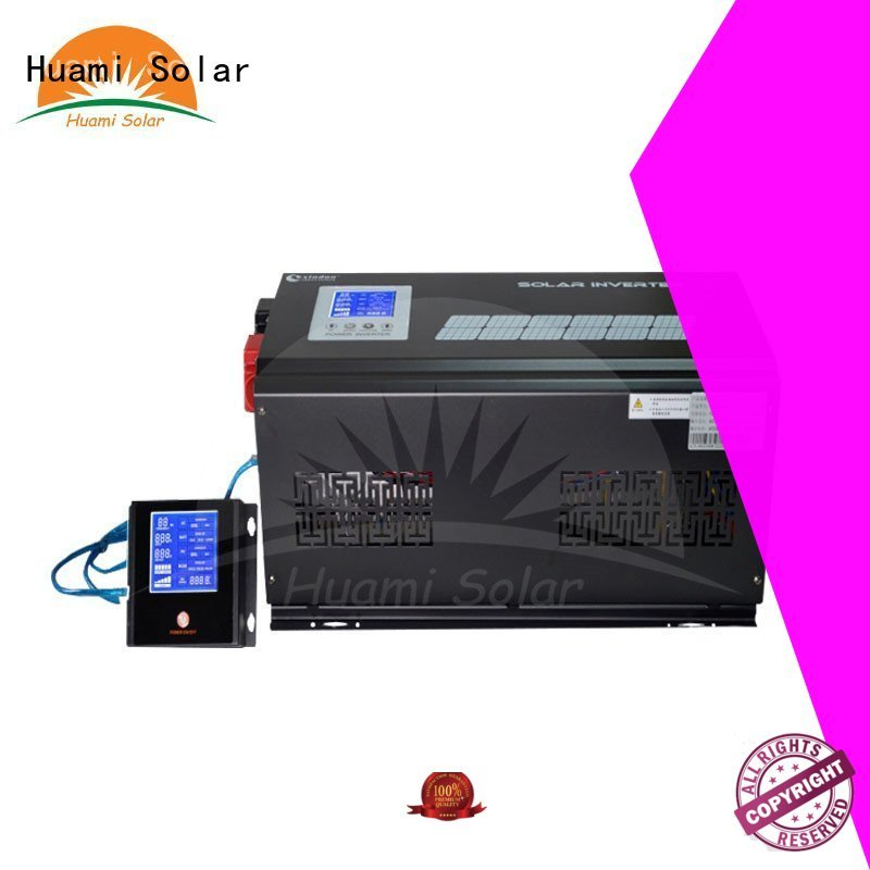 wave w101021224 Huami Brand pwm solar charge controller