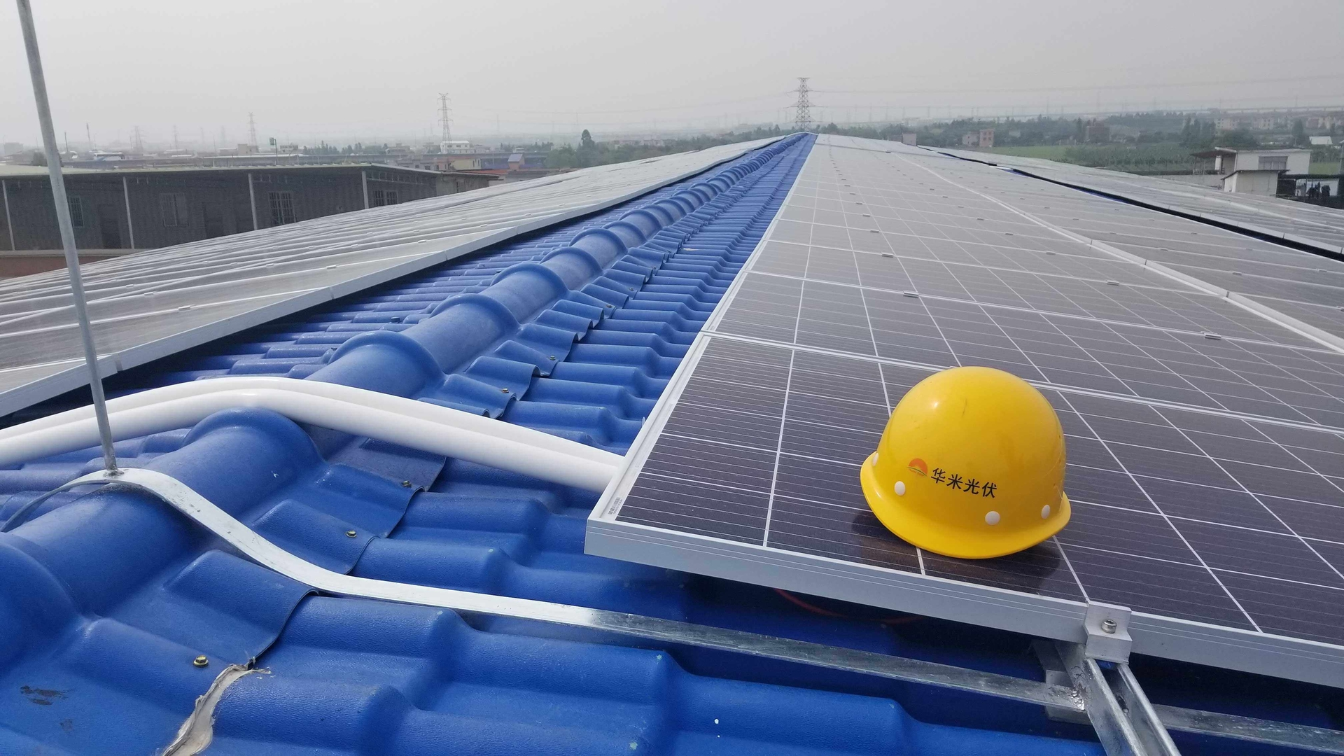 Nansha 230KW ON-GRID SOLAR SYSTEM