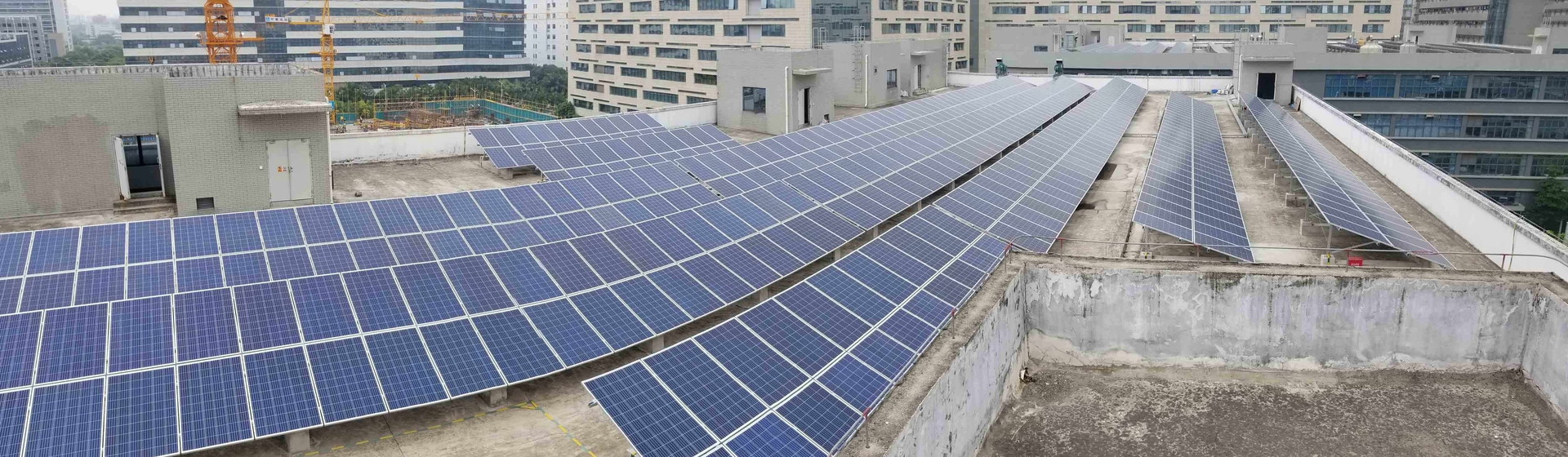 SHENZHEN 200KW ON-GRID SOLAR SYSTEM