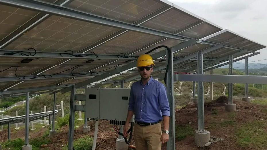 MEIZHOU 3MW ON-GRID SOLAR SYSTEM